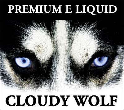 Cloudy Wolf e liquid