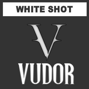 vudor WHITE SHOT mild vanilla flavour e liquid