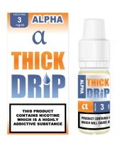 Alpha Thick Drip e juice