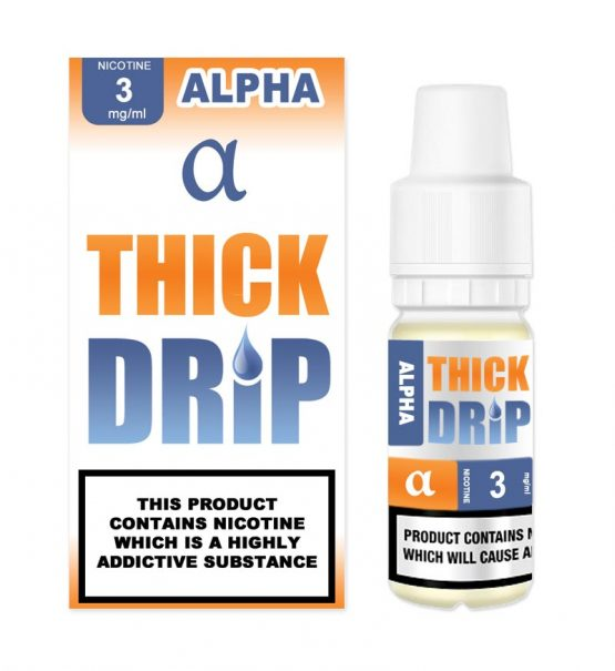 Alpha Thick Drip e juice