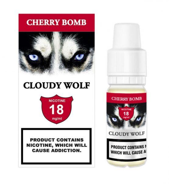 Cherry Bomb e liquid