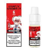 Mixed red fruit e liquid
