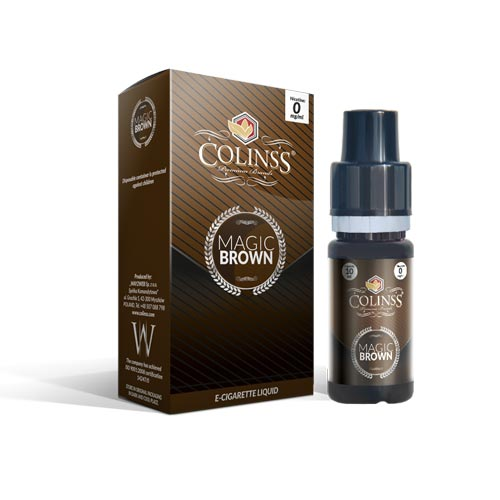 Magic Brown Colinss e liquid