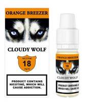 Orange Breezer e liquid