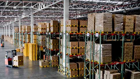 Global distribution